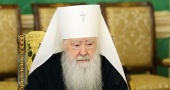 Митрополит Крутицкий Ювеналий удостоен ордена «За заслуги перед Отечеством»