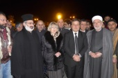 При участии Императорского православного палестинского общества в Сирию доставлена очередная партия гуманитарной помощи