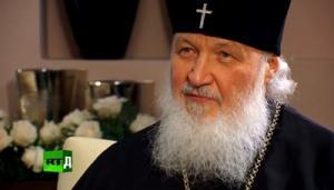Интервью Святейшего Патриарха Кирилла телеканалу Russia Today