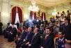 Визит Святейшего Патриарха Кирилла в Латинскую Америку. Встреча с Президентом Республики Парагвай Орасио Картесом