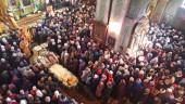 В день 320-летия преставления святителя Феодосия Блаженнейший митрополит Онуфрий совершил Литургию в Чернигове