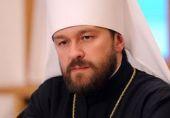 Митрополит Волоколамский Иларион: Православные и католики должны учиться действовать не как соперники, а как братья