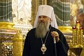 Митрополит Санкт-Петербургский и Ладожский Варсонофий: Русское монашество неразрывно связано со Святой Горой Афон