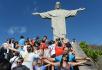 Визит Святейшего Патриарха Кирилла в Латинскую Америку. Молебен на вершине горы Корковаду в Рио-де-Жанейро