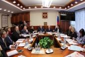 В Государственной Думе состоялось расширенное заседание Межфракционной депутатской группы в защиту христианских ценностей