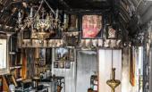 В.Р. Легойда: Поджог храма на Украине — дело рук безбожников
