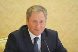 Предстоятель Русской Церкви поздравил губернатора Курганской области А.Г. Кокорина с 55-летием со дня рождения