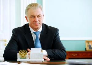 Святейший Патриарх Кирилл поздравил главу Республики Бурятии В.В. Наговицына с 60-летием со дня рождения
