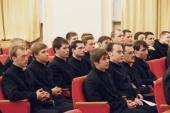 В Московской духовной академии завершился конкурс «Инициативы семинаристов: от учебы к практике»