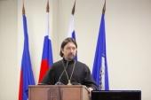 Первый заместитель председателя Учебного комитета протоиерей Максим Козлов: Духовная школа не должна отставать от новых образовательных тенденций