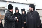 Инспекционная комиссия Синодального отдела по монастырям и монашеству посетила Белгородскую митрополию