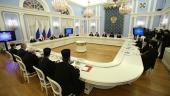 Стенограмма заседания Общественно-попечительского совета Афонского Пантелеимонова монастыря