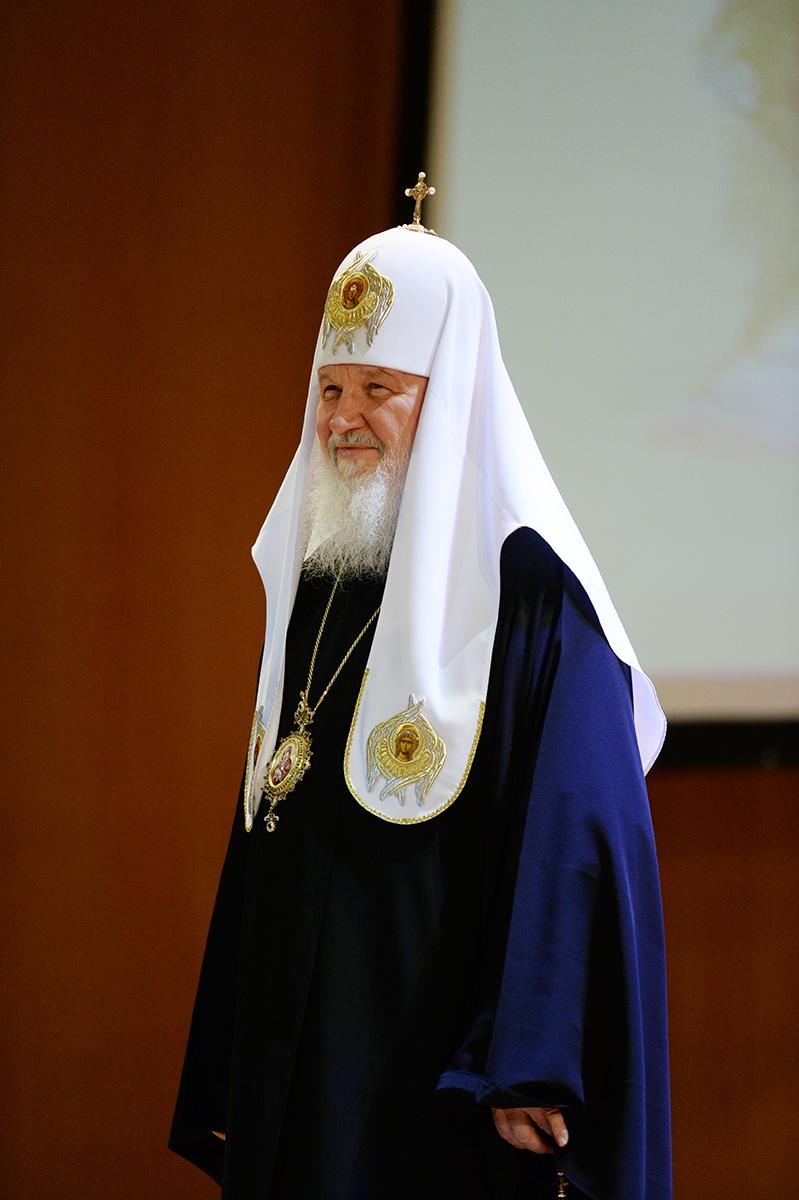 Детский праздник, посвященный Дню православной книги, в Храме Христа Спасителя