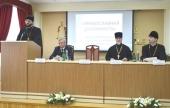 В Донской духовной семинарии прошел обучающий семинар по организации курсов по основам православной веры и культуры для представителей казачества