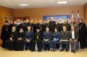 В Рязани прошли курсы для священнослужителей, назначенных на должность помощников начальников органов ФСИН России по организации работы с верующими