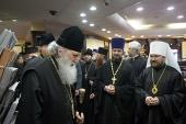 Завершилось пребывание Предстоятеля Болгарской Православной Церкви в России