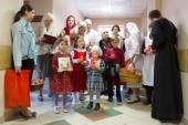 В первый день Великого поста православная служба «Милосердие» начала сбор средств на пасхальные поздравления нуждающихся