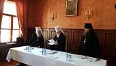 Очередное заседание Общецерковного суда Московского Патриархата состоялось в Москве