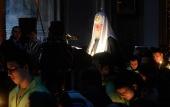 Проповедь Святейшего Патриарха Кирилла после великого повечерия во вторник первой седмицы Великого поста в Богоявленском соборе г. Москвы
