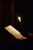 Патриаршее служение в четверг первой седмицы Великого поста в Стефано-Махрищском монастыре. Повечерие с чтением Великого канона прп. Андрея Критского