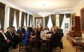 В Российском православном университете прошло заседание дискуссионного клуба Всемирного русского народного собора