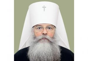 Патриаршее поздравление митрополиту Петрозаводскому Константину с 65-летием со дня рождения