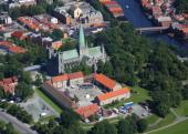 В средневековом замке в норвежском Тронхейме впервые совершен чин Торжества Православия