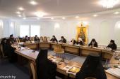 Состоялось первое в 2016 году заседание Синода Белорусской Православной Церкви