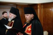 Слово архимандрита Иоанна (Сичевского) при наречении во епископа Елгавского, викария Рижской епархии