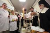 Освящен первый в России храм в честь святого праведного Евгения Боткина