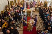 В Севастополе освящен главный храм Черноморского флота России