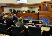 Ответы Святейшего Патриарха Кирилла на вопросы на встрече с депутатами Московской городской Думы