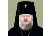 Патриаршее поздравление архиепископу Кировоградскому Иоасафу с 55-летием со дня рождения