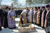 Александро-Невский кафедральный собор заложен в Волгограде