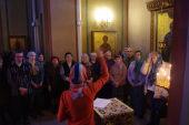 В Казани прошло первое православное богослужение с переводом на жестовый язык