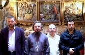 Представитель Патриарха Московского и всея Руси при Патриархе Антиохийском совершил Литургию в Дамаске