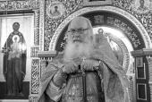 Преставился ко Господу наместник Заиконоспасского ставропигиального монастыря архимандрит Петр (Афанасьев)