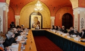 В Москве прошло заседание Палаты попечителей Патриаршей литературной премии