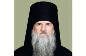 Патриаршее поздравление епископу Могилевскому Софронию с 65-летием со дня рождения