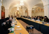 Состоялось заседание Попечительского совета Свято-Троицкой Сергиевой лавры и Московской духовной академии