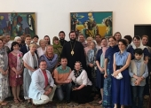 Руководитель Управления Московской Патриархии по зарубежным учреждениям посетил Индию