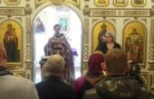 В Смоленской митрополии впервые совершена Литургия на жестовом языке