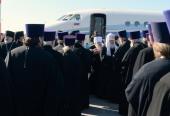 Начался Первосвятительский визит Святейшего Патриарха Кирилла в Санкт-Петербургскую митрополию