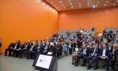 Митрополит Волоколамский Иларион принял участие в открытии Московского международного салона образования