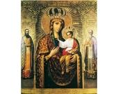 Служба иконе Божией Матери «Черниговская Гефсиманская»