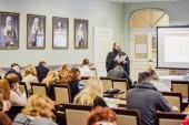 В Донском монастыре прошла международная образовательная акция «Тотальный диктант»