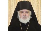 Патриаршее поздравление епископу Аркадию (Афонину) с 25-летием архиерейской хиротонии