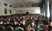 Председатель Отдела внешних церковных связей выступил с лекцией в Московской духовной академии