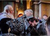 Иеромонах Арсений (Перевалов), избранный епископом Юрьевским, возведен в сан архимандрита