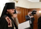 Слово архимандрита Арсения (Перевалова) при наречении во епископа Юрьевского, викария Новгородской епархии